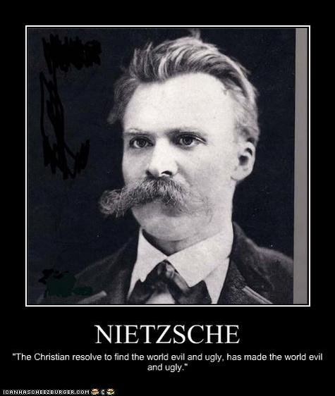 Friedrich Nietzsche's philosophy of aloneness is taken as a necessity of Creation.