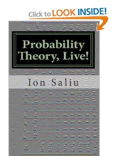 Buy the 2012 paperback edition of probability book at Amazon.