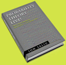 Probability Theory Live is a great book with an original perspective on philosophy, science, math.